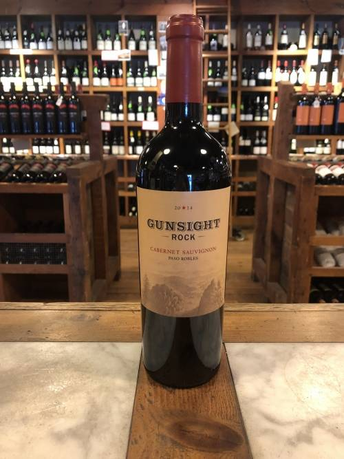 Gunsight Rock Cabernet Sauvignon 2015