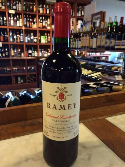 Ramey Wine Cellars Cabernet Sauvignon 2014