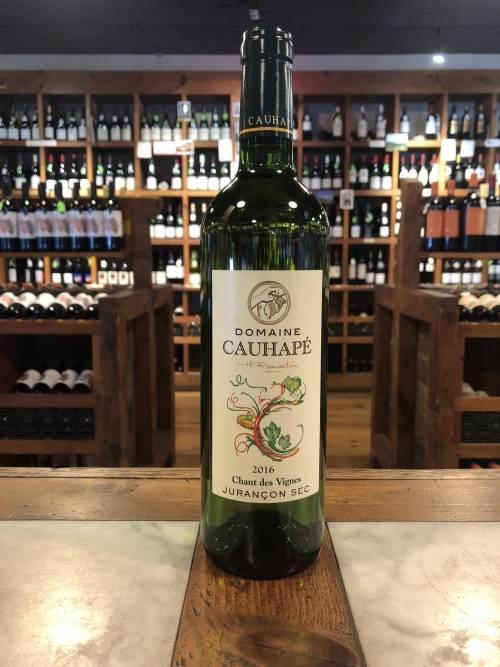 Domaine Cauhapé Chant des Vignes Jurançon Sec 2016