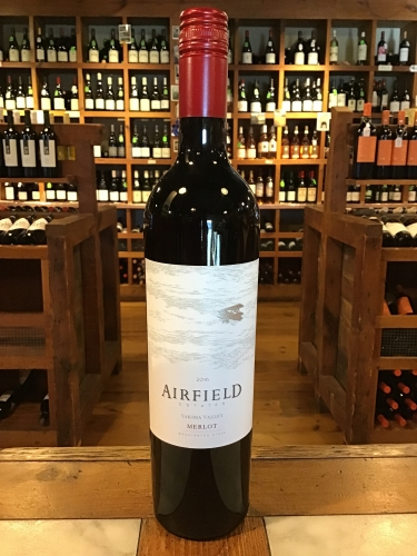 Airfield Estates Runway Merlot 2015