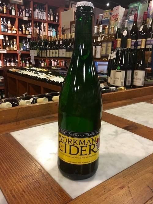 Redbyrd Orchard Workman Dry Cider