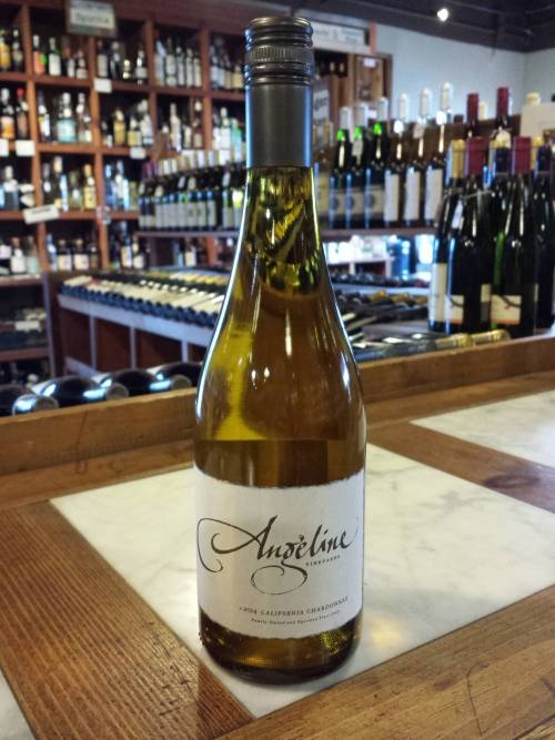Angeline Vineyards Chardonnay 2015