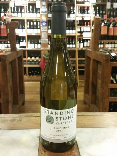 Standing Stone Vineyards Chardonnay 2017