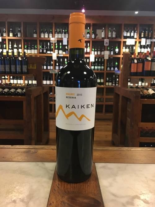 Kaiken Malbec Reserva 2017