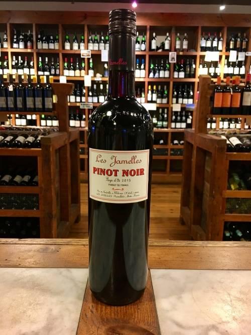 Les Jamelles Pinot Noir 2017