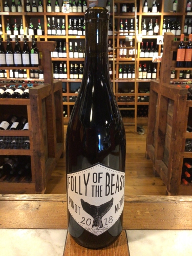 Folly of the Beast Pinot Noir 2018