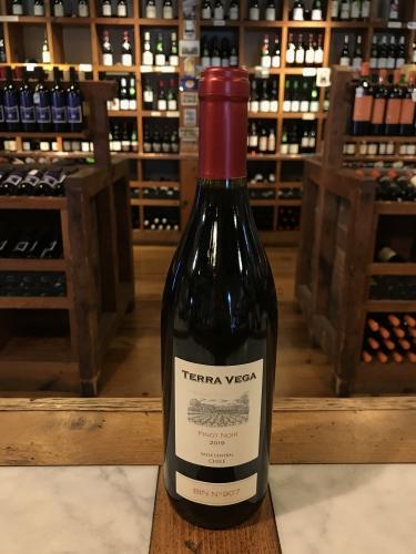 Terra Vega Pinot Noir 2017