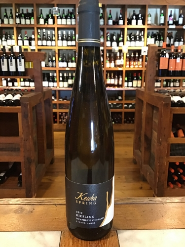 Keuka Spring Vineyards Riesling Humphreys Vineyard 2016