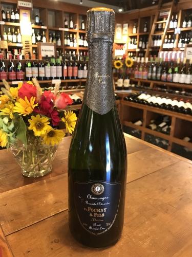 Veuve Fourny & Fils Blanc de Blancs Brut Grande Reserve Premier Cru Champagne NV