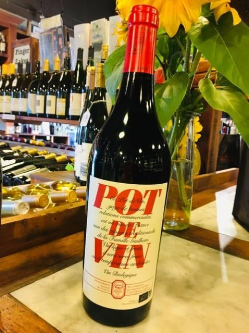 Pot de Vin Merlot 2016