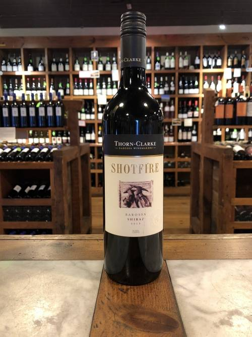 Thorn-Clarke Shotfire Shiraz 2015