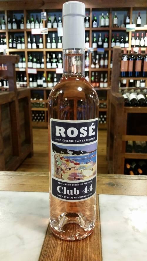 Domaine Bagrau Club 44 Rosé