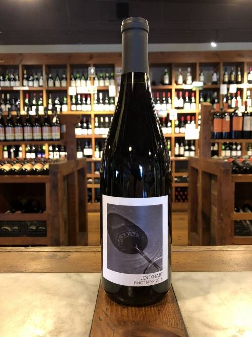 Lockhart Pinot Noir 2018 by Norton Ridge Wine Company