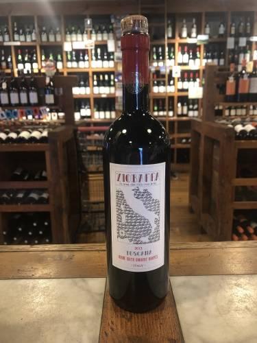 Ziobaffa Toscana Rosso 2013