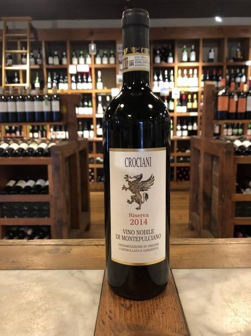 Crociani Vino Nobile di Montepulciano Riserva 2014