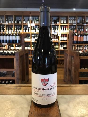 Clos du Mont Olivet Côtes du Rhône Vieilles Vignes 2016