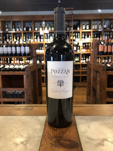 Pozzan Cabernet Sauvignon 2016
