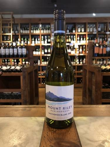 Mount Riley Sauvignon Blanc 2019