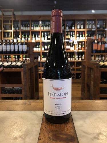 Golan Heights Winery Mount Hermon Red 2017