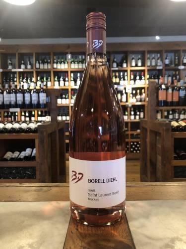 Borell-Diehl Rosé 2018
