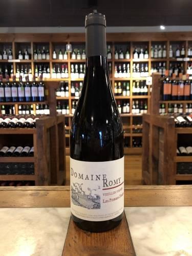 Domaine Romy Vieilles Vignes Les Pierres Dorees Beaujolais 2018
