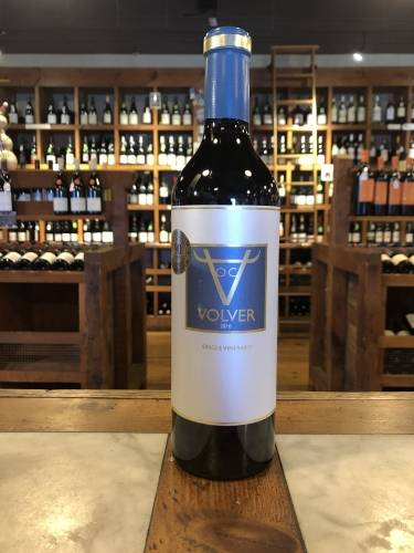 Bodegas Volver Single Vineyard Tempranillo 2017