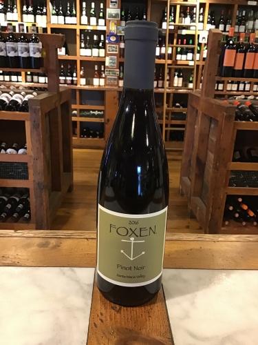 Foxen Pinot Noir Santa Maria Valley 2016