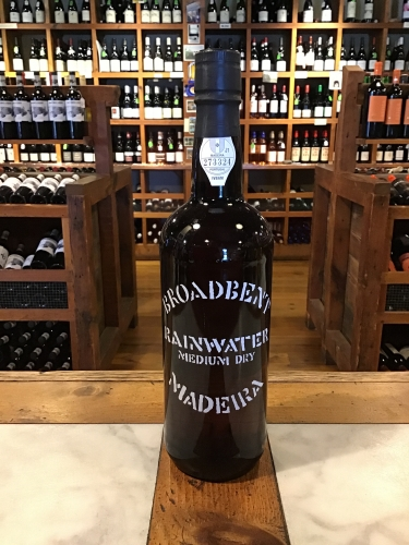Broadbent Rainwater Madeira nv