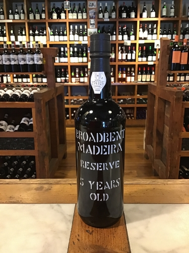 Broadbent Madeira Reserve nv