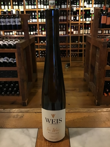 Weis Riesling Ice Wine 2017