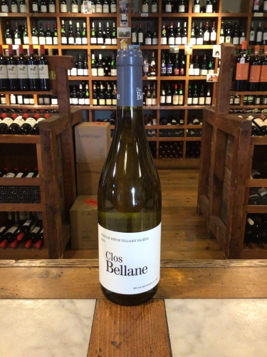 Clos Bellane Cotes du Rhone Villages Blanc 2018