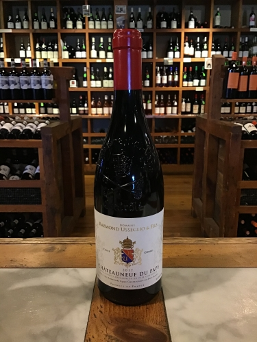 Usseglio Chateauneuf du Pape 2017