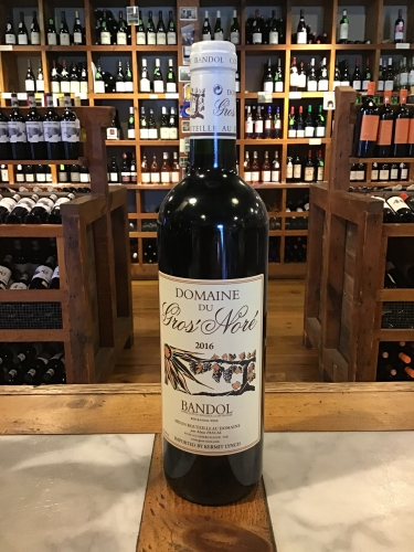 Gros Nore Bandol Rouge 2016 2016