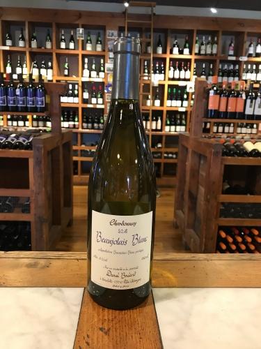 Daniel Bouland Beaujolais Blanc 2018