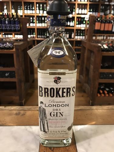 Broker's Gin 1 LITER