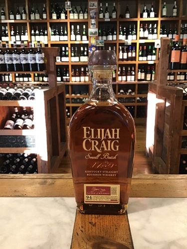 Elijah Craig Bourbon 12 year