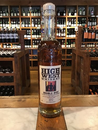 High West Double Rye nv