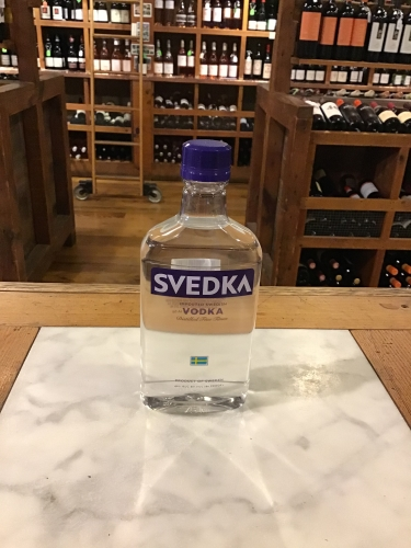 Svedka Vodka 375 ml