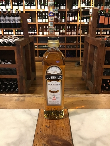 Bushmills Irish Whiskey 375 ml