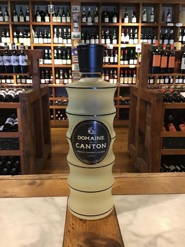 Canton Ginger Liqueur
