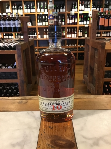 Bulleit Bourbon 10 yr
