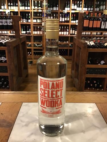 Poland Select Wodka Vodka 1000