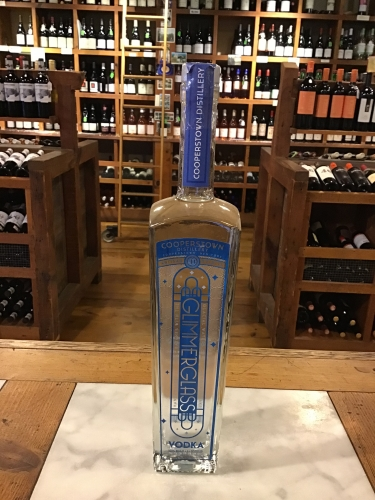 Cooperstown Glimmerglass Vodka nv