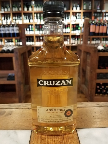 Cruzan Dark Rum 375 ml