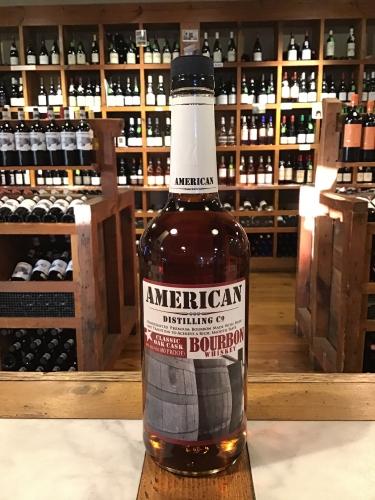 American Distilling Bourbon