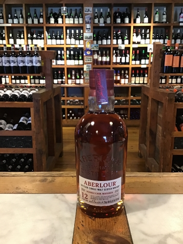 Aberlour 12 yr Highland Single Malt Scotch