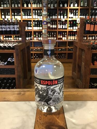 Espolon Tequila Blanco 750