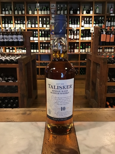 Talisker 10 Year Scotch