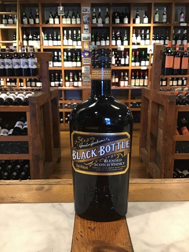 Gordon Graham's Black Bottle Blended Scotch Whisky