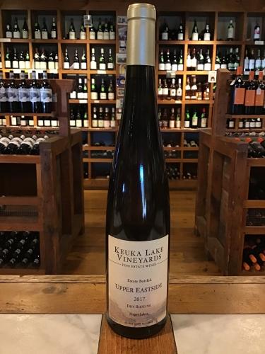 Keuka Lake Vineyards Upper Eastside Riesling 2017